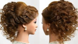 prom hair fomal wedding long picture 3