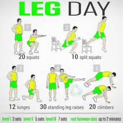 muscle building exercises for legs picture 9