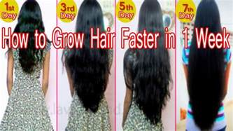 make your hair grow fast picture 3