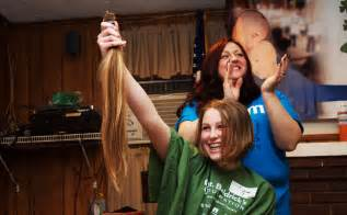 donating hair for money picture 1
