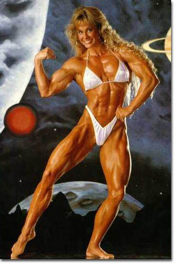 female muscle board picture 7