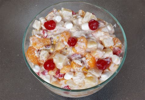 marshmallow ambrosia recipe picture 14
