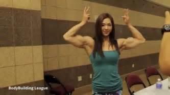 korean female bodybuilders 2013 saradas picture 5