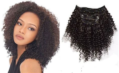 african american hair extension clip ins picture 5