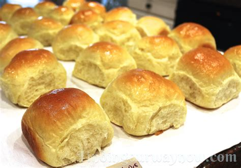 yeast roll recipies picture 1