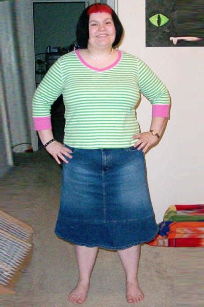 230 lb woman picture 2