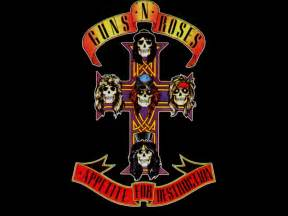guns and roses appetite for destruction picture 3