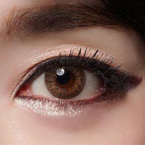 coloured contact lens non prescription picture 5