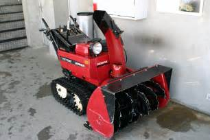 craftsman c950-52915-0 5hp snowblower picture 14
