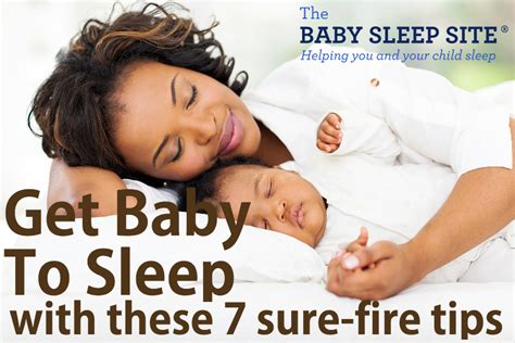 getting infants to sleep picture 14