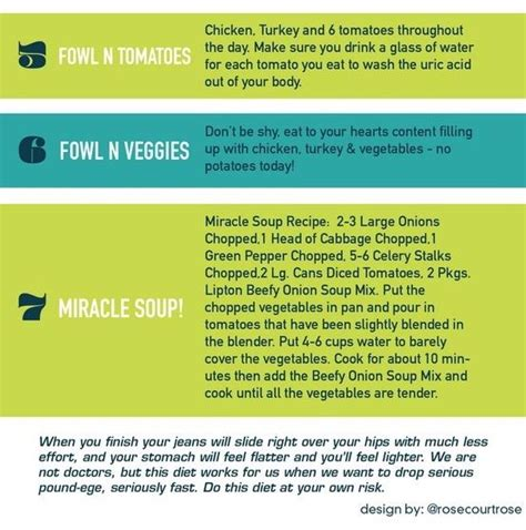 cabbage soup diet plan for free picture 12