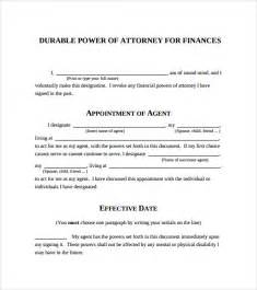 joint power of attorney form arizona picture 3