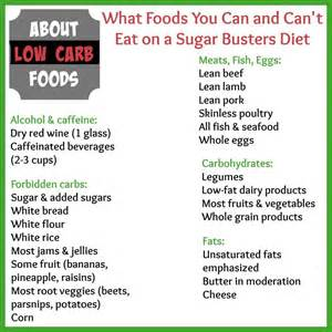 low sugar low protein diet picture 2