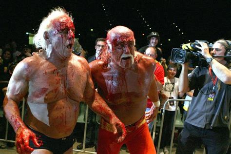 worst blood in wwe picture 9