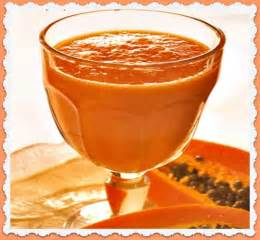 papaya smoothie recipes picture 5