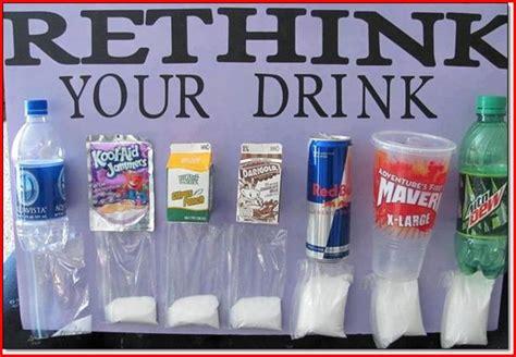 drinks teeth science fair picture 1
