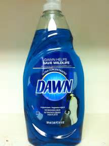brush h with dawn dish soap picture 10