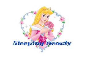 myspace glitter graphics sleeping beauty picture 5