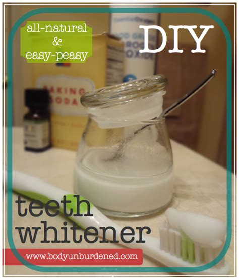 baking soda and peroxide to whiten teeth picture 10