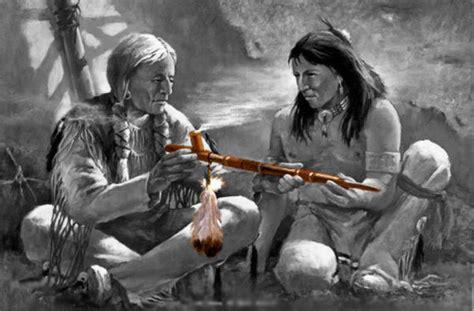 native american smoke pot ritual picture 9