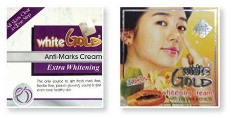 white gold anti-mark cream picture 6