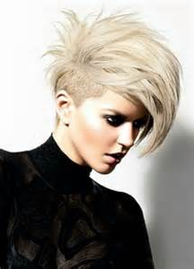 short edgy hair picture 14