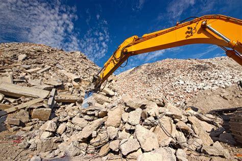 construction debris picture 3