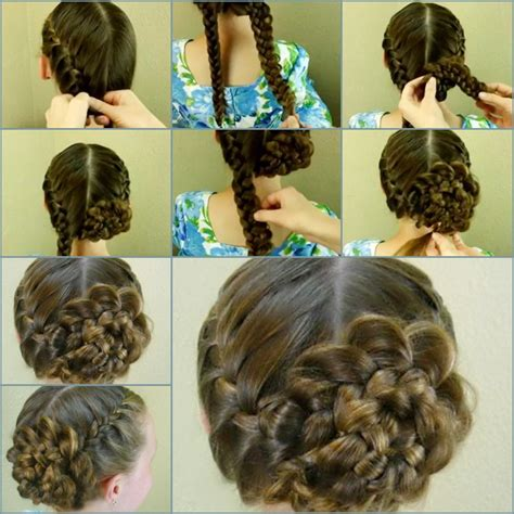 how to fix your hair in a updo picture 6