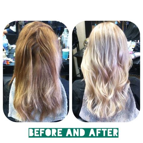 before an after pics after using olaplex picture 2