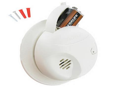 smoke detector intermittant alarm picture 6