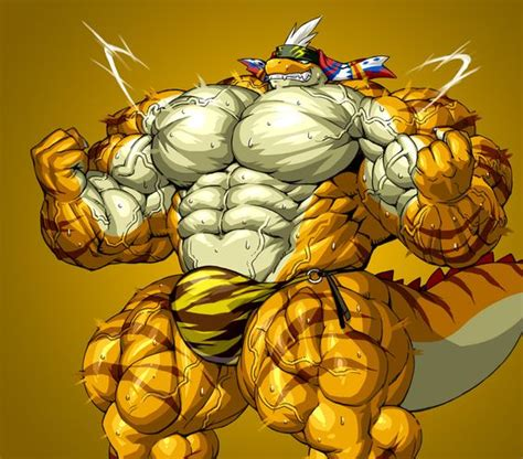 furry.muscle cock growth picture 10