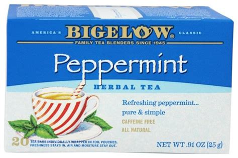 bigelow peppermint tea picture 5