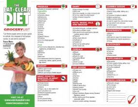 free weight loss shopping list picture 15