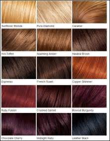 clarol hair chart picture 14
