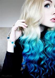 dyed hair picture 9
