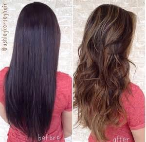 lighten dyed hair picture 10