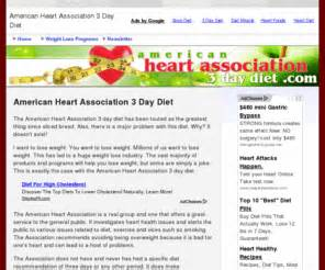 american cancer society diet three day diet picture 15