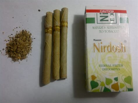 nirdosh herbal cigarettes, kolkata picture 10