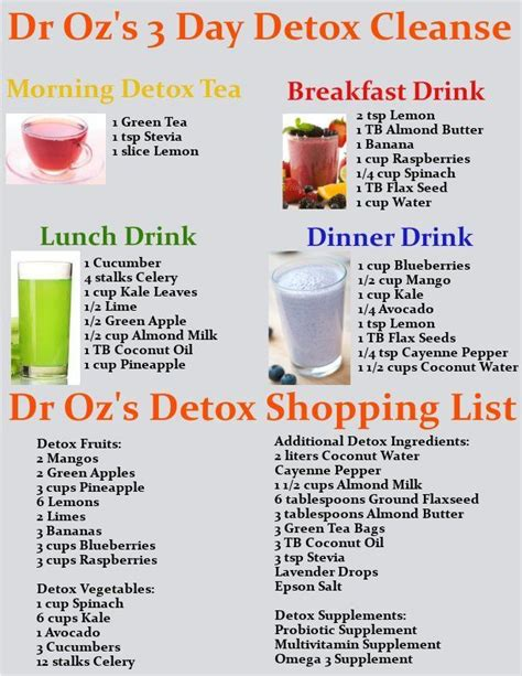 active cleanse dr oz picture 5