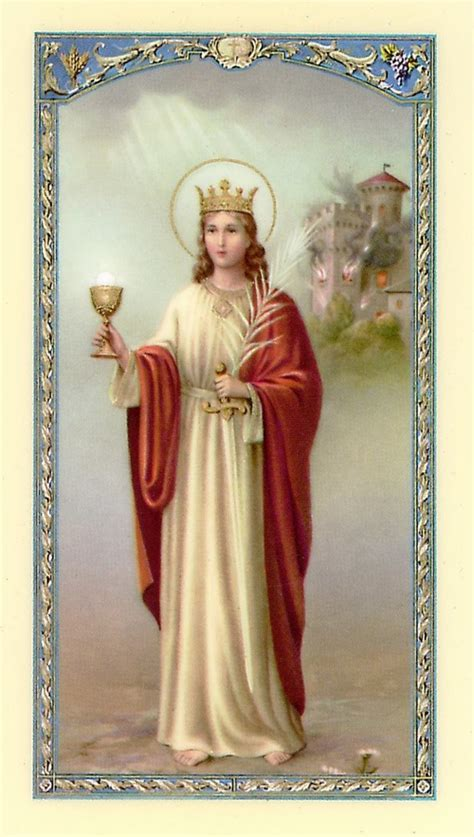 catholic patron saint thyroid picture 1