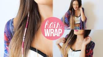 hair wrap picture 11
