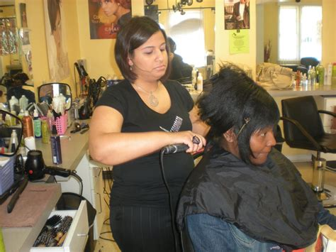 luisa's hair salon the original dominican place picture 2