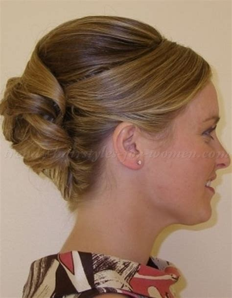 french twist hair styles picture 7