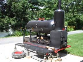 smoke stack bar-b-que picture 11