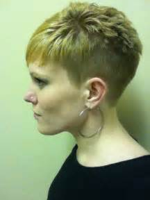 buzzed hair picture 9