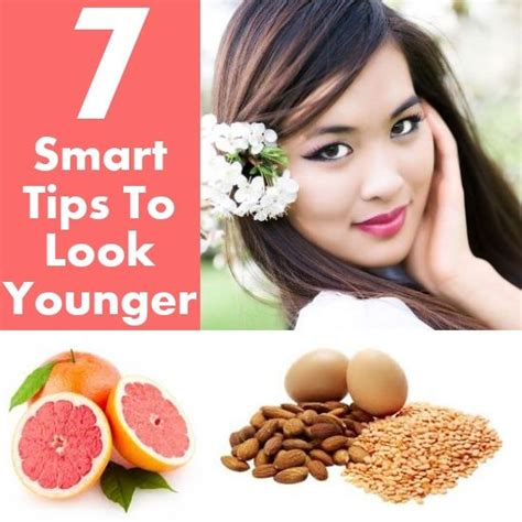 beauty tips for younger looking skin picture 2