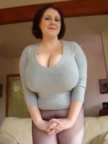 women mega monster boobs picture 1
