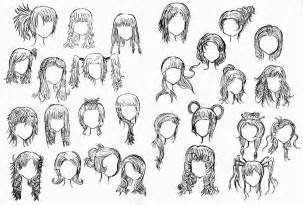 anime hair styles picture 17