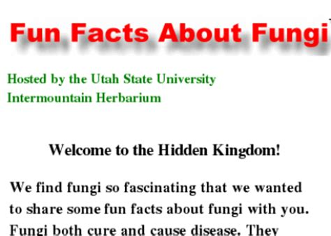 facts about fungi picture 11