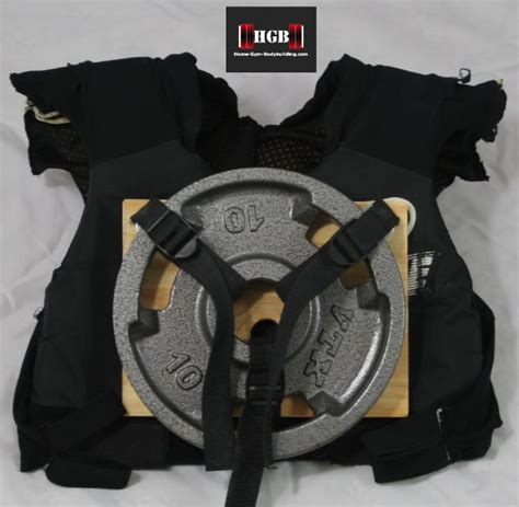 testosterone nation homemade weight vest picture 1